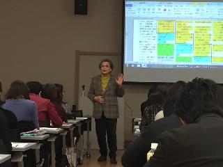 小学校英語指導者養成講座の第11回セミナー