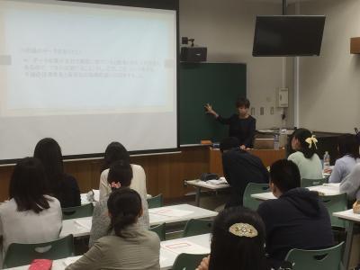 2017年第1回 学生研修室