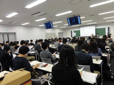 2015研究大会 公開授業